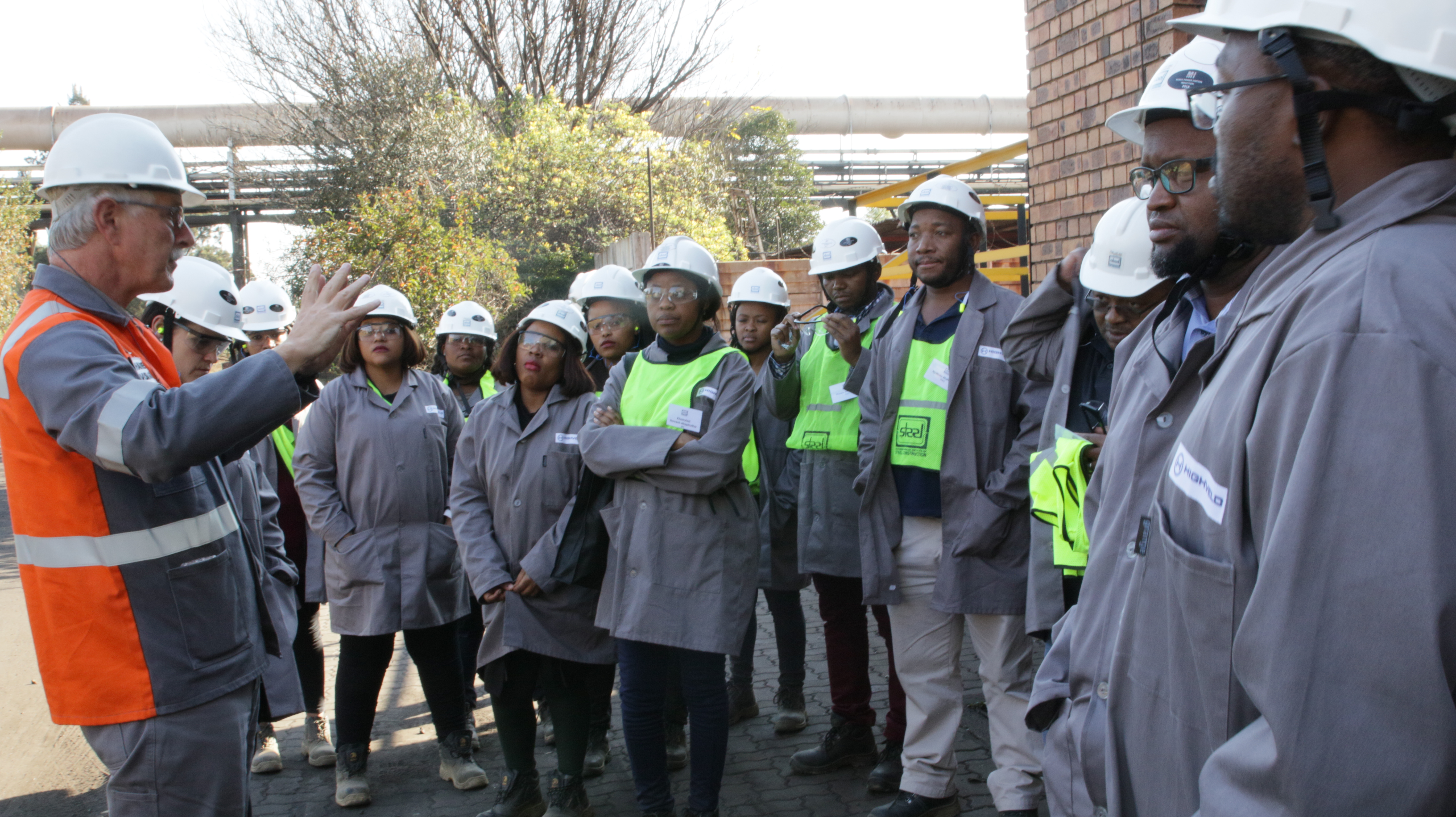 Highveld Structural Mill Site Visit
